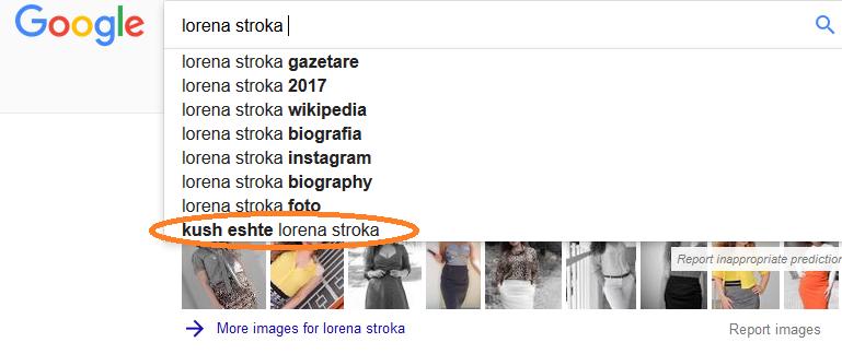 lorena-stroka-shkrime-gazeta-albstroka-lajmi-i-fundit